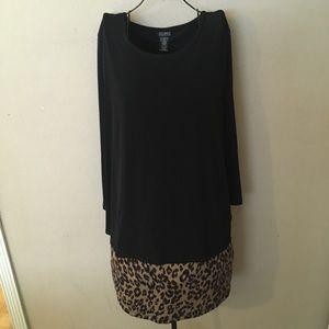 🎉Cute fashion dress size 2X nice look🎉
